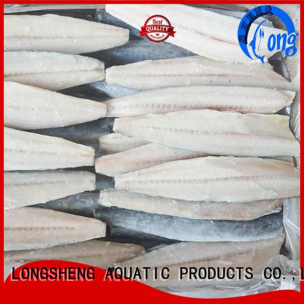 LongSheng technical fish frozen roundfrozen for seafood shop