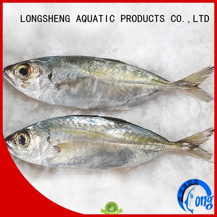 LongSheng whole wholesale frozen fish prices Supply for cafeteria