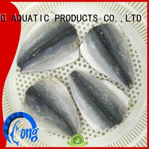 LongSheng New fillet frozen fish factory
