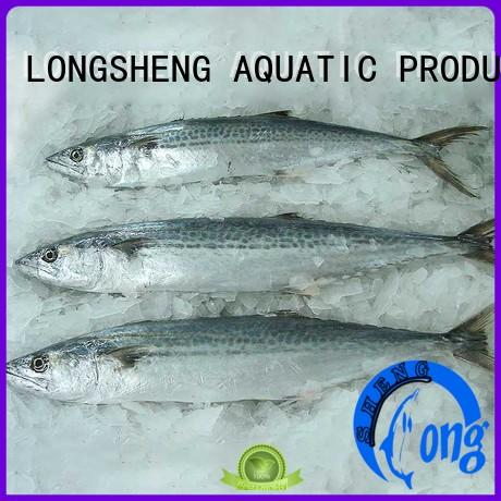LongSheng New frozen fish and seafood suppliers for business for seafood shop