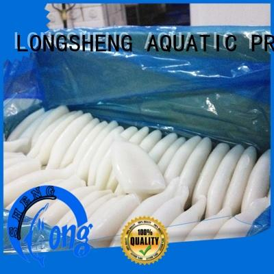 LongSheng New frozen baby squid for sale Supply for hotel