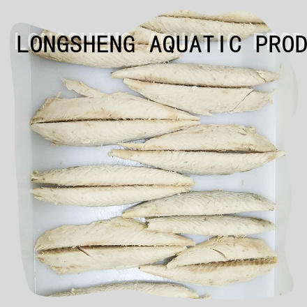 LongSheng healthy frozen seafood industry for home party