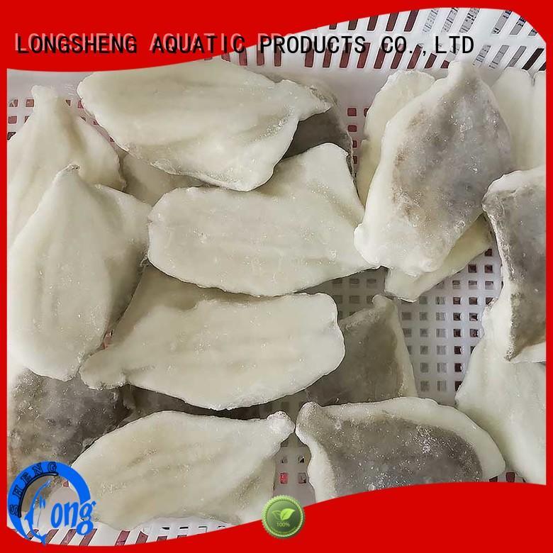 LongSheng reliable frozen fish for sale online for seafood shop
