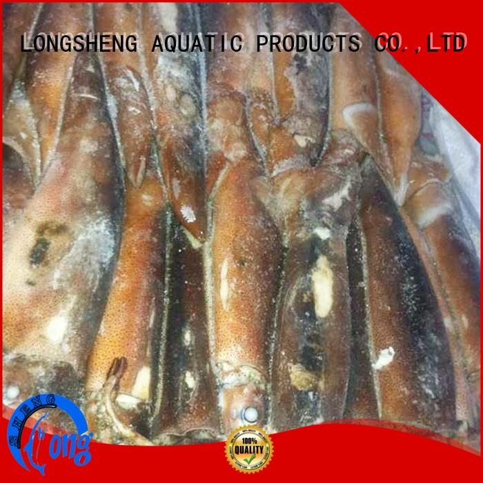 wholesale Squid whole round &cuttlefish frozen(  Illex argintinus)