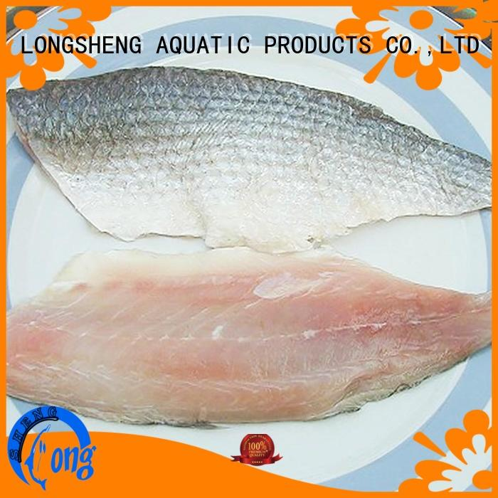 professional frozen fish supplier on sale for hotel LongSheng