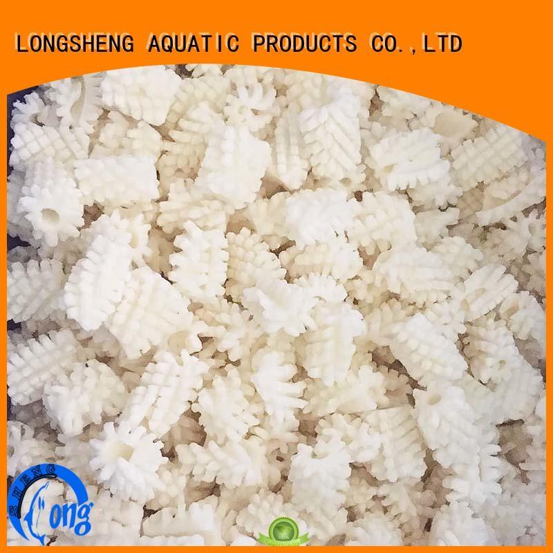 LongSheng clean frozen squid online for cafe