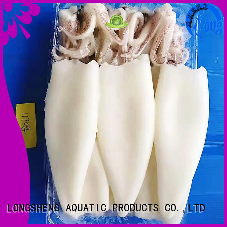 LongSheng healthy squid flower on sale for cafeteria