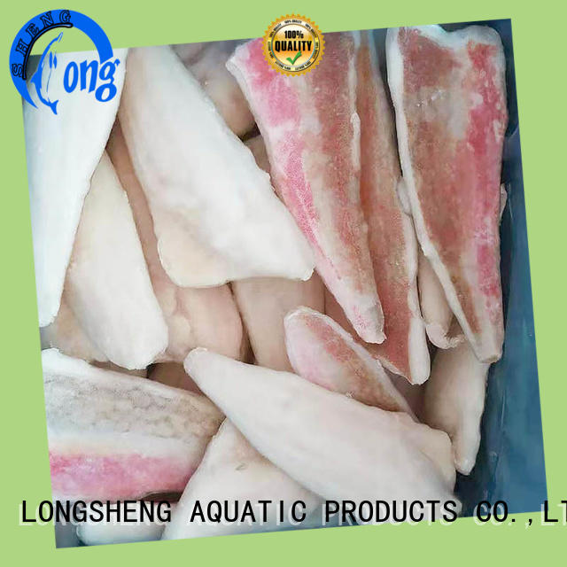 LongSheng clean frozen fillet Suppliers for dinner party