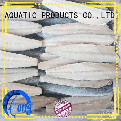 frozen Spanish mackerel fillet sale