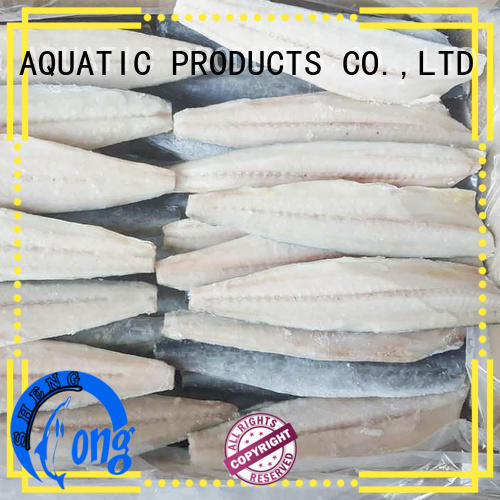 frozen Spanish mackerel fillet sale