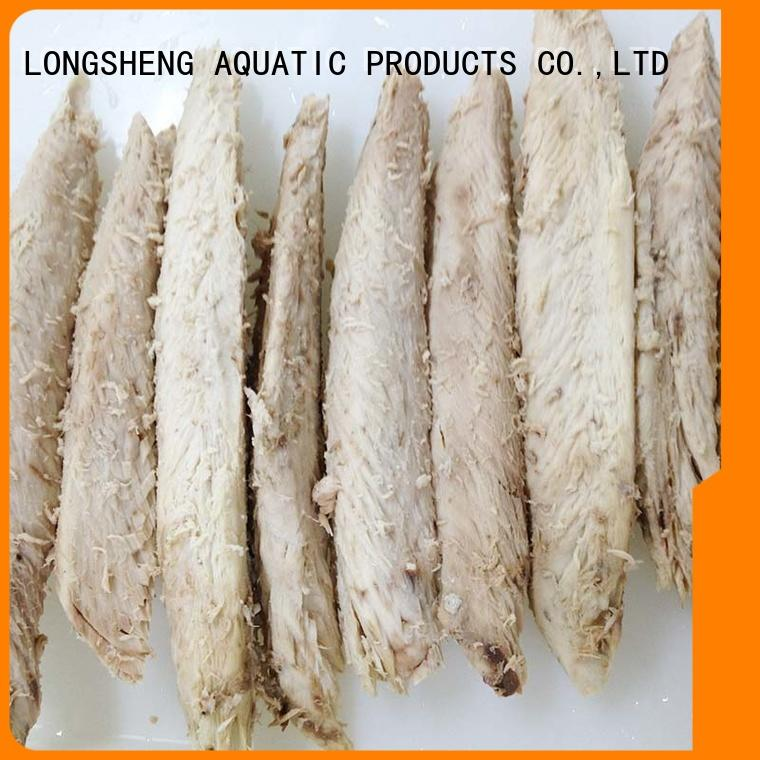 LongSheng loin frozen seafoods for dinner party