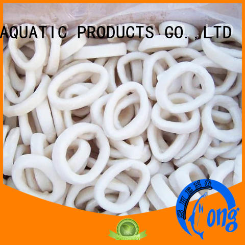 frozen squid illex round for cafeteria LongSheng