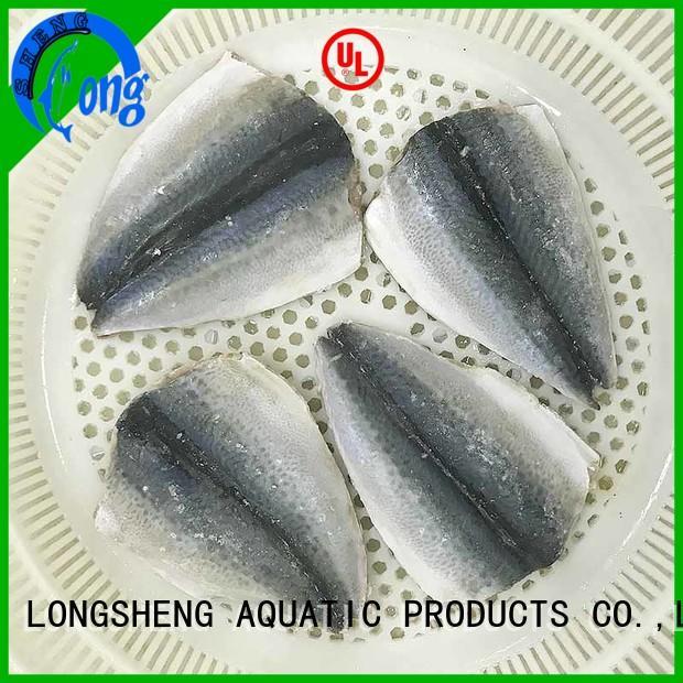 LongSheng Top frozen mackerel prices for supermarket
