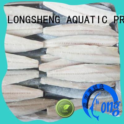 fillet spanish mackerel fillets for sale factory for supermarket LongSheng