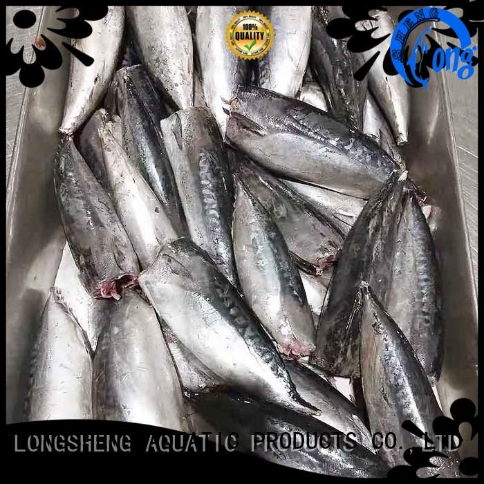 LongSheng high quality fish frozen Chinese for family
