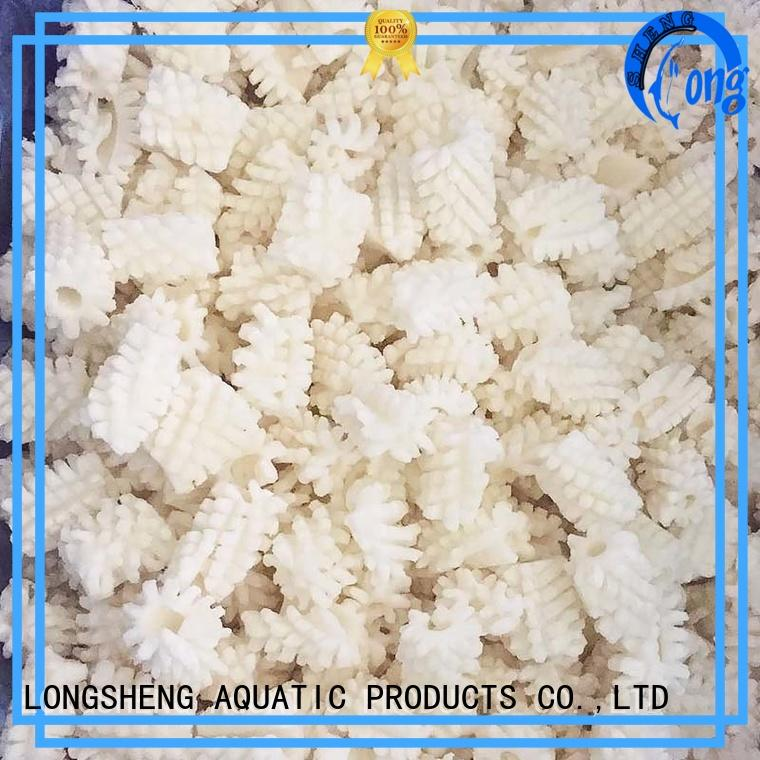 LongSheng standard frozen cuttle fish whole round cuttlefish for cafeteria