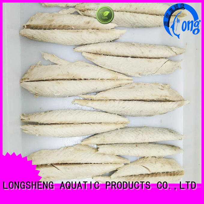 frozen Mackerel loin wholesale( scomber japonicus)