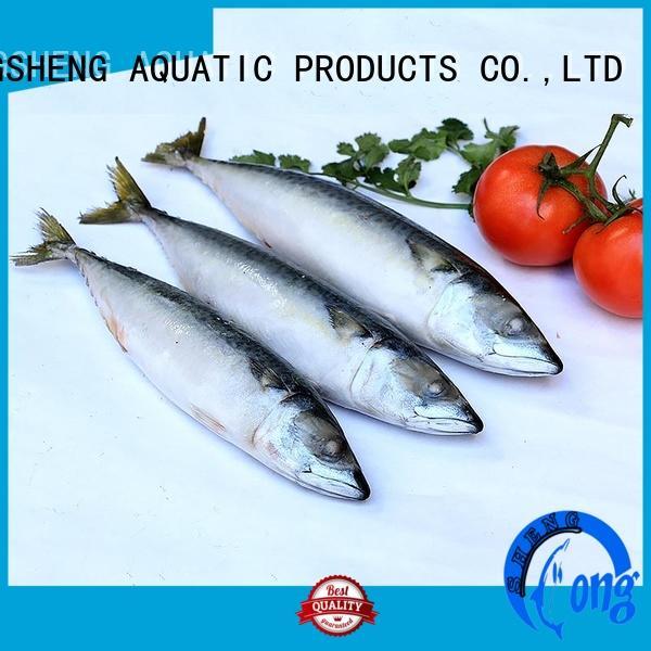 LongSheng Wholesale frozen mackerel fish factory