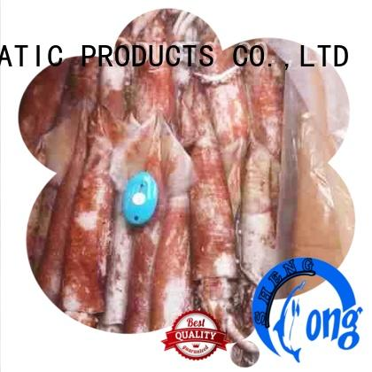 LongSheng whole squid wholesale online for hotel