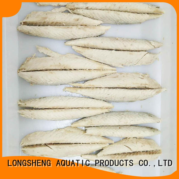 LongSheng precooked frozen fish and seafood Suppliers for home party