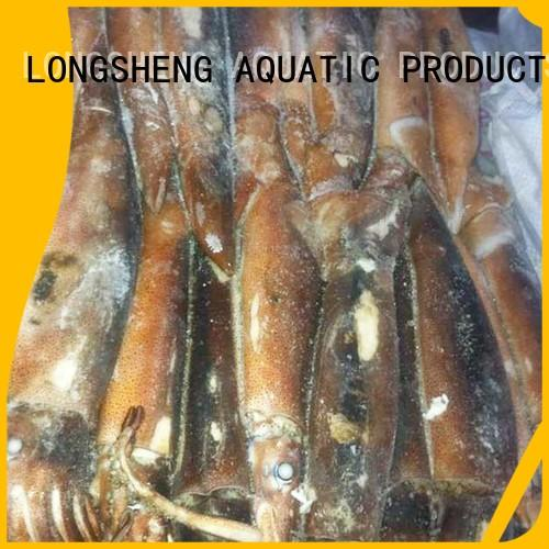 LongSheng squid frozen squid for sale factory for cafeteria