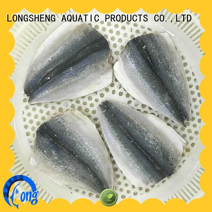 round frozen fish fillets suppliers fishfrozen LongSheng