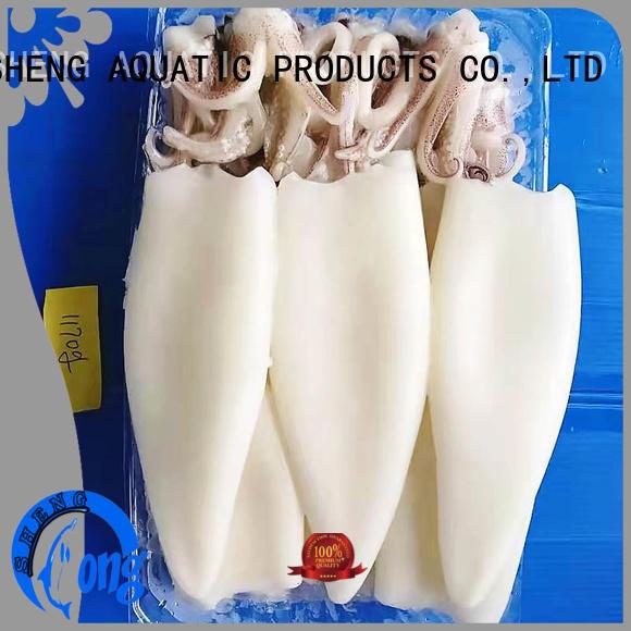 LongSheng natural squid wholesale online for restaurant