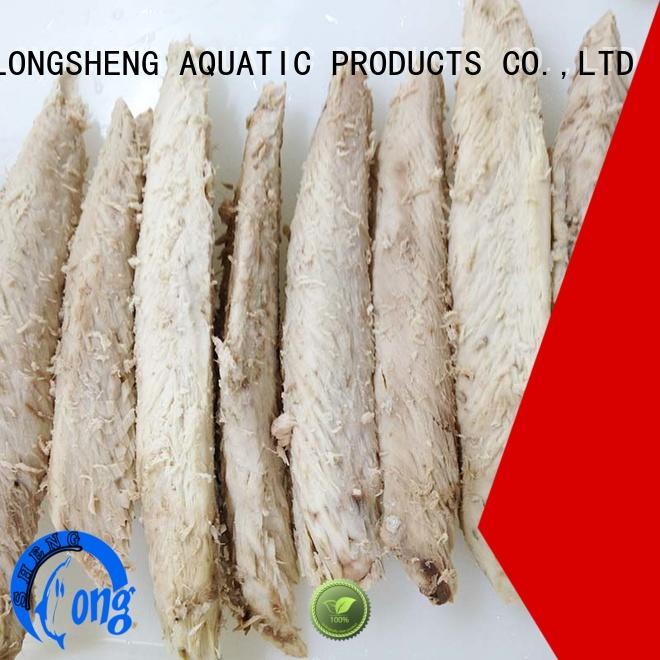 LongSheng bulk buy frozen tuna loin Supply for home party