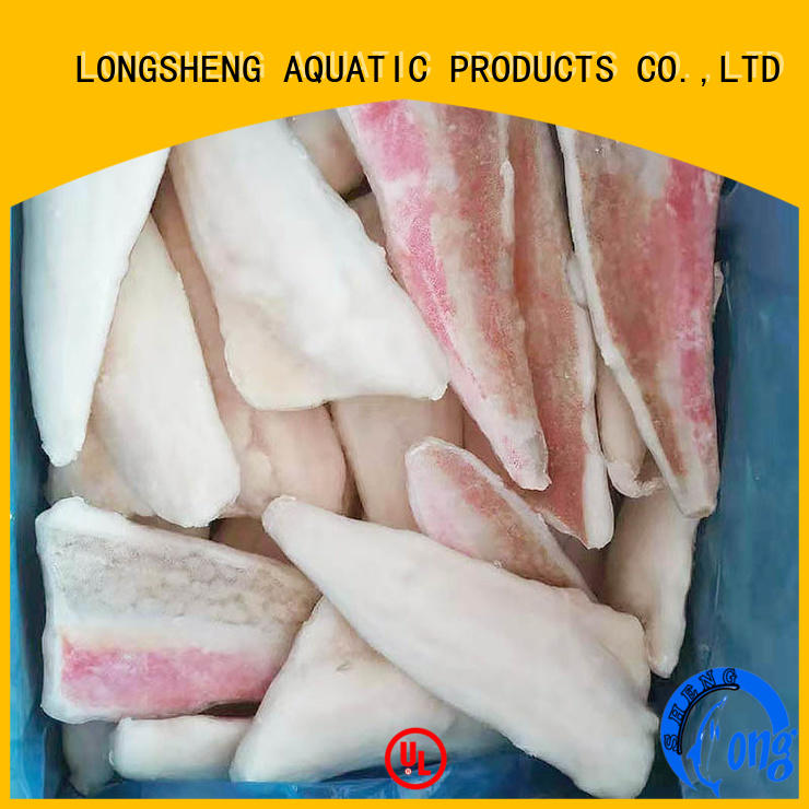 LongSheng clean frozen fish online for home party