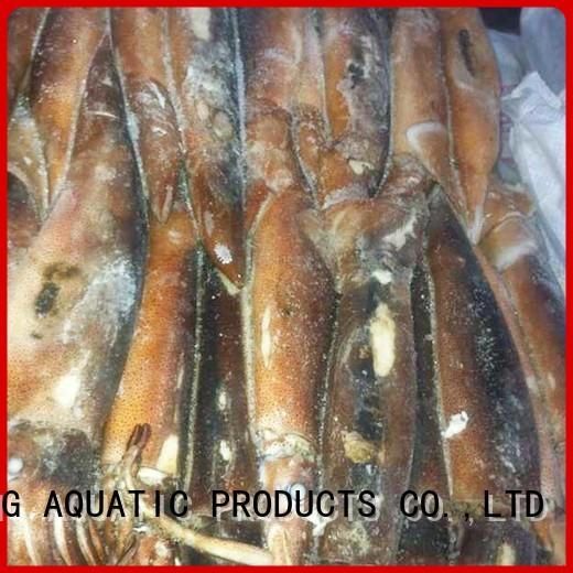 LongSheng squid frozen squid tubes for sale manufacturers for restaurant