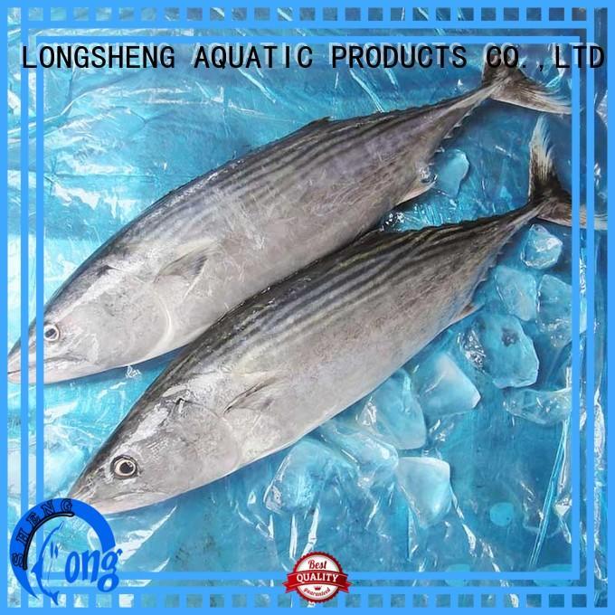 tuna frozen skipjack tuna bonito for party LongSheng