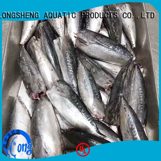 frozen bonito fish for sale bonito for supermarket LongSheng