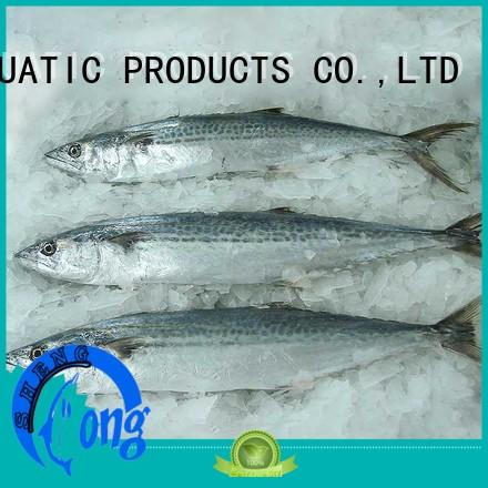 frozen frozen fish producers factory for market LongSheng