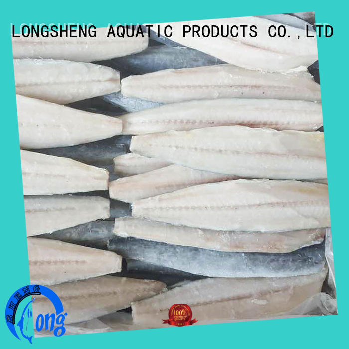 LongSheng technical frozen fish company for supermarket