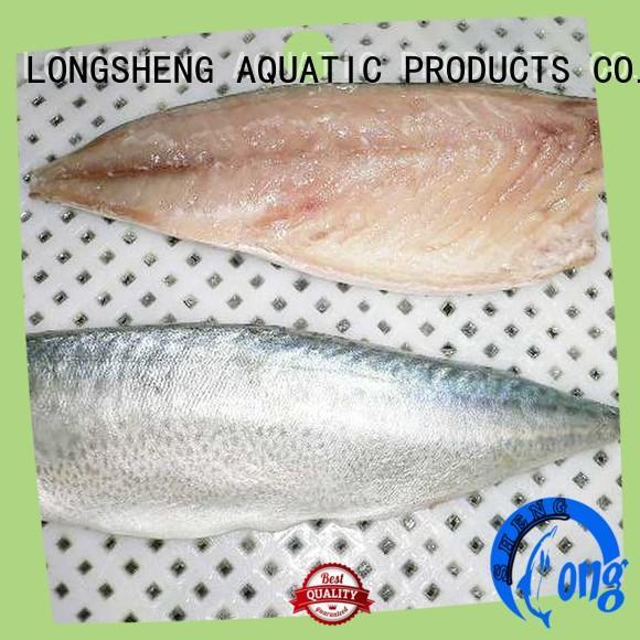 LongSheng best frozen mackerel fillets for sale Supply