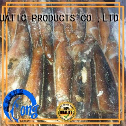 natural squid sale tubetentacle) for cafeteria