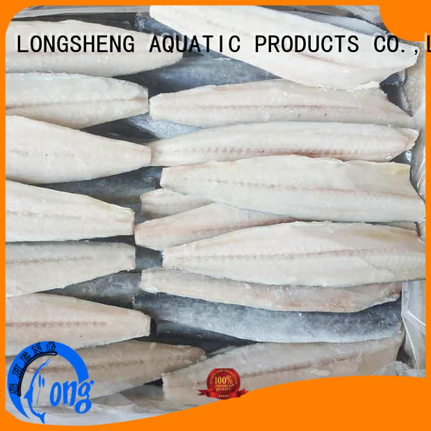 LongSheng roundfrozen frozen fish fillets suppliers manufacturers for market
