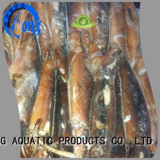 LongSheng clean frozen fish wholesale online for cafeteria