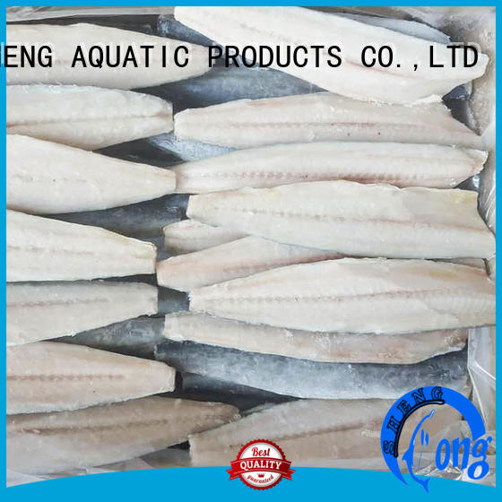 LongSheng security frozen spanish mackerel factory for seafood shop
