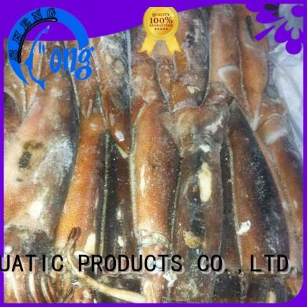LongSheng Best frzozen squid t+t manufacturers for restaurant