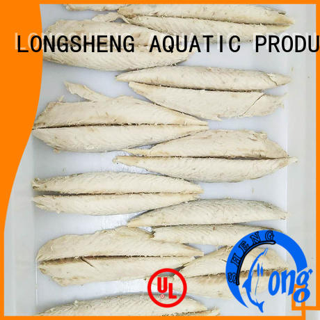 LongSheng loinsbonito seafood wholesale delivery for dinner party