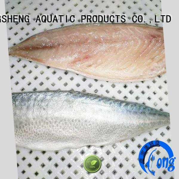 LongSheng good quality frozen whole mackerel for sale for supermarket