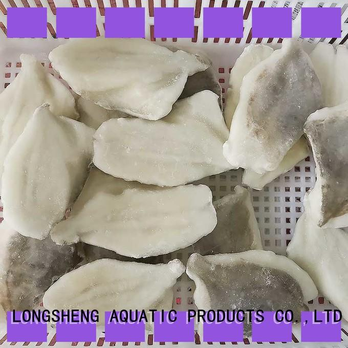 LongSheng wholesale frozen fillet for seafood shop
