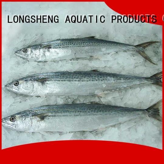 LongSheng bulk buy fish frozen company for seafood market