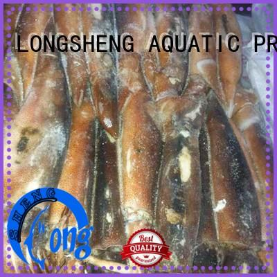 High-quality squid for sale fish Suppliers for restaurant