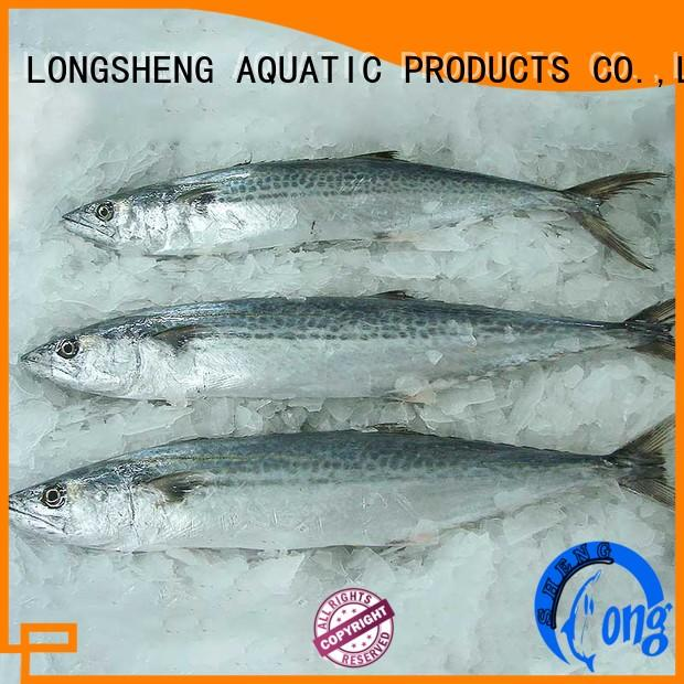 LongSheng frozen at sea fish prices for market