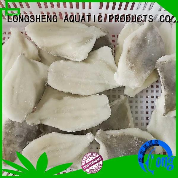 LongSheng healthy fish frozen Chinese for seafood shop