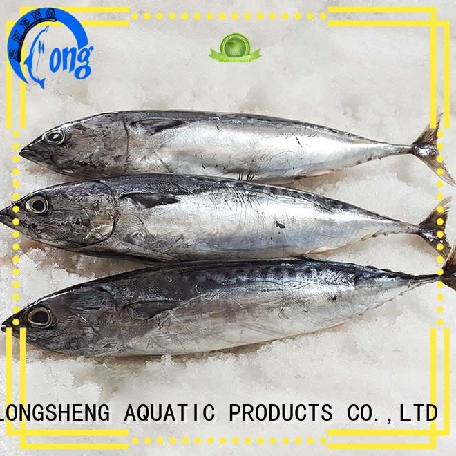LongSheng High-quality quality frozen fish company for supermarket