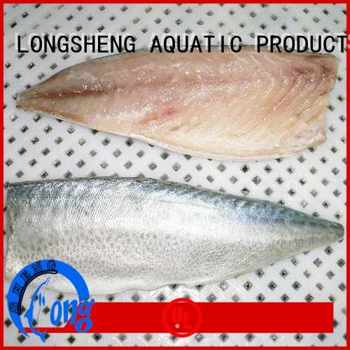 LongSheng flaps whole frozen mackerel for sale for business for restaurant