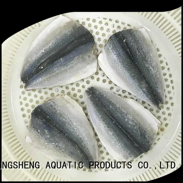 LongSheng hgt mackerel frozen Supply for restaurant